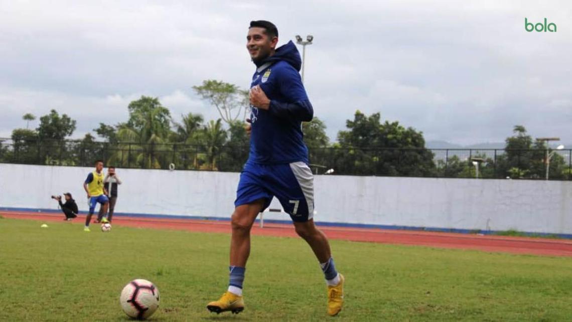 Vizcarra Persib Bandung